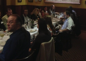 Facilitate Leadership Dinner